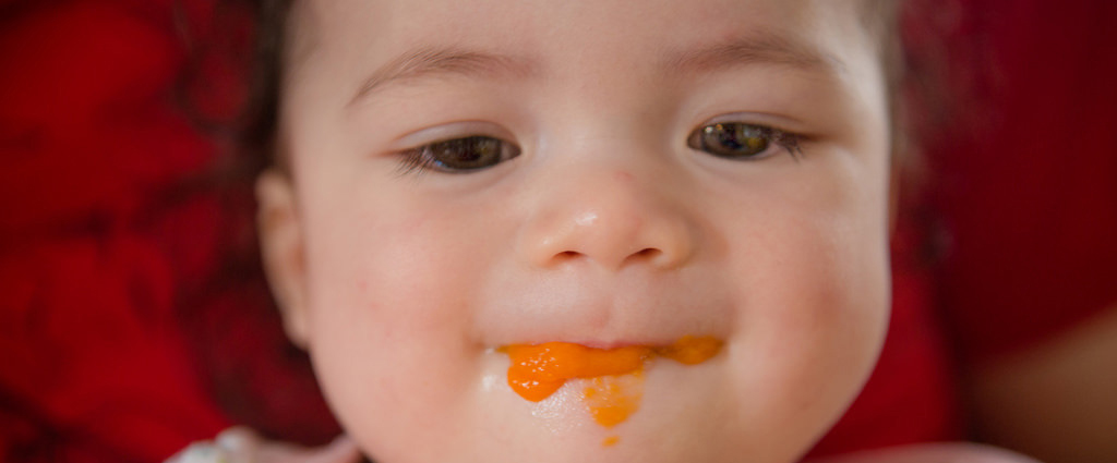 Homemade Baby Food – easy as 1 2 3!