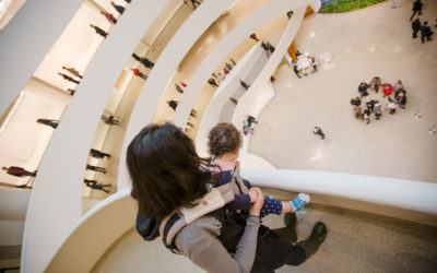 Sundays at the Guggenheim …