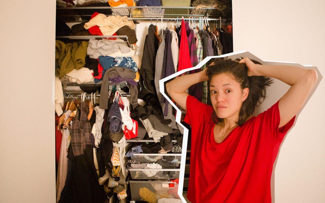 Mission :: Closet Purge