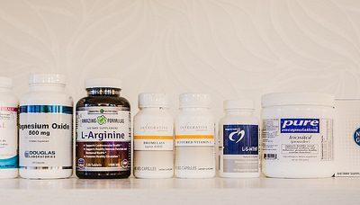 vitamins!