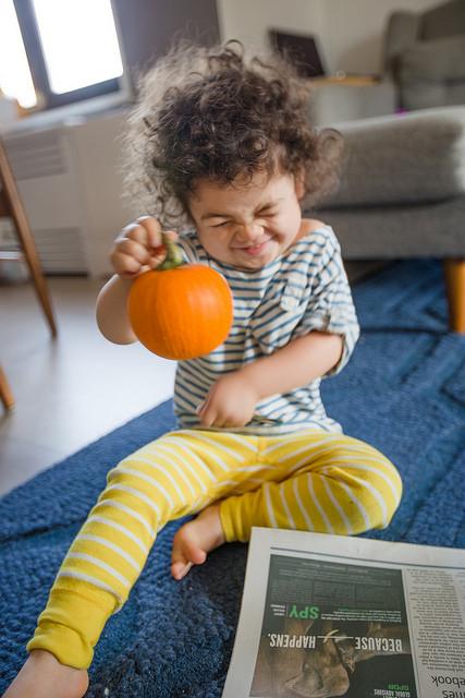 pumpkin carving little pumpkin