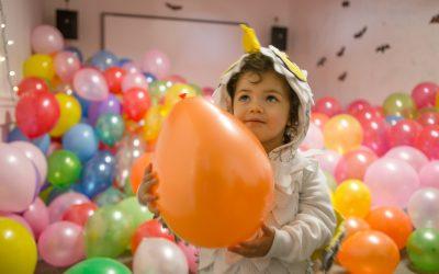 Balloons, balloons & more balloons!